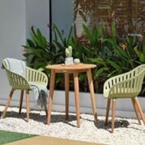Picture of NASSAU 2C,66CM BISTRO SET SGN