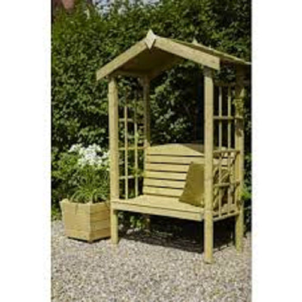 Picture of WINSTER ARBOUR SEAT