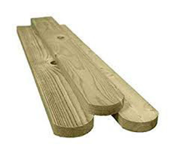 Picture of 0.9MTR X 95MM  PICKET FENCE BOARD ( 1282 )