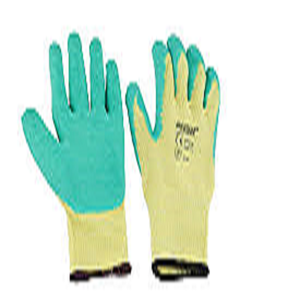 Picture of PROTOOL GREEN GRIP GLOVES SIZE9
