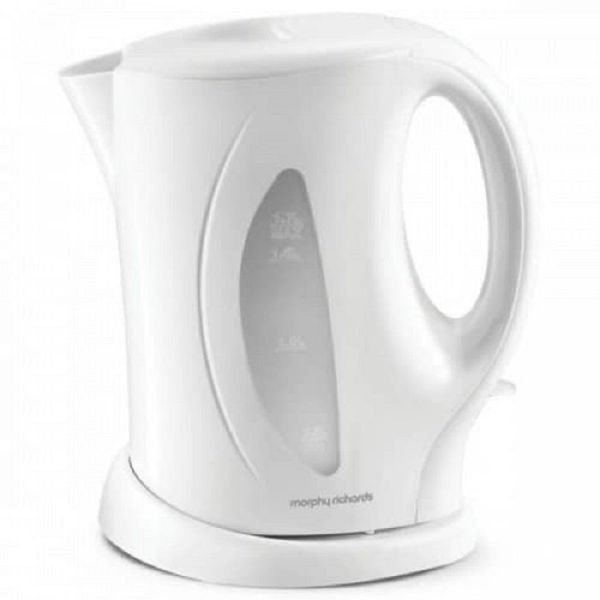 Picture of MORPHY RICHARDS 1.7LT WHITE KETTLE