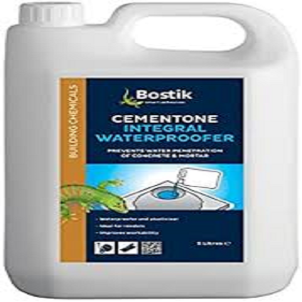 Picture of 5 LITRE INTEGRAL WATERPROOFER  WHITE LABEL