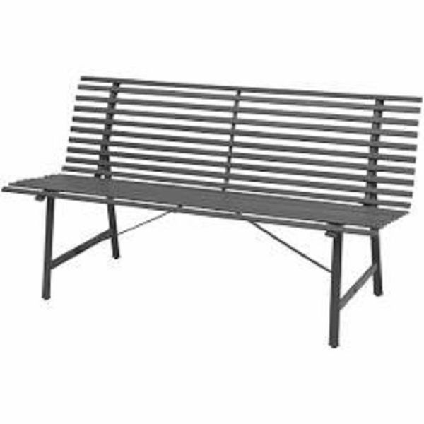 Picture of STEEL PARK BENCH