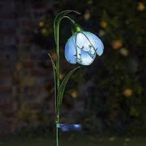 Picture of SOLAR SNOWDROP STAKE LIGHT