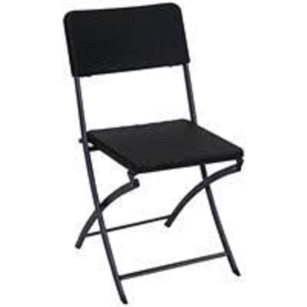 Picture of TIVOLI FOLDING CHAIR BLACK