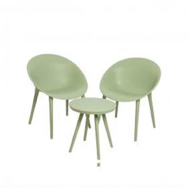 Picture of MADRID BISTRO SET GREEN