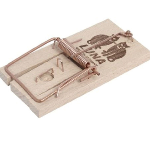 Picture of WOODEN MOUSE TRAP 020169