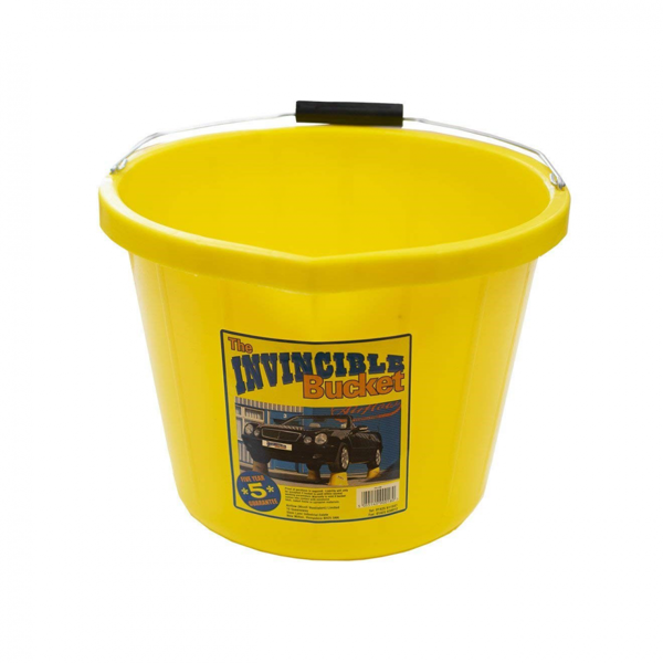 Picture of 15LT YELLOW INVINCIBLE BUCKET