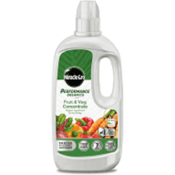 Picture of 1LT  MIRACLE-GRO PERFORMANCE ORGANICS