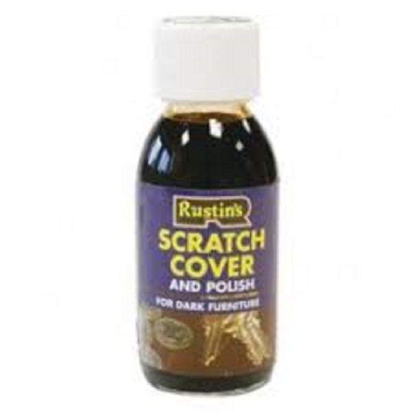 Picture of 125ML RUSTINS SCRATCH COVER