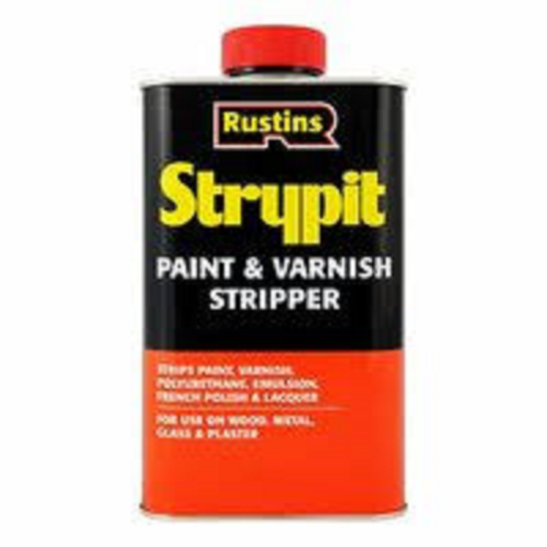 Picture of 1LTR RUSTINS STRYPIT PAINT& VARNISH STRIPPER