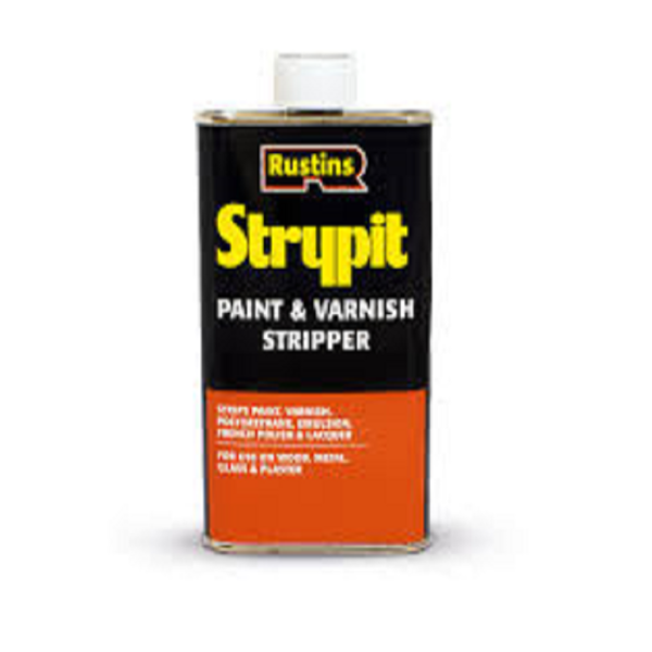 Picture of 250ML RUSTINS STRYPIT PAINT& VARNISH STRIPPER