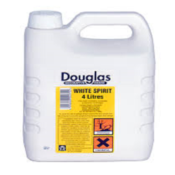 Picture of 4 LITRE DOUGLAS WHITE SPIRITS