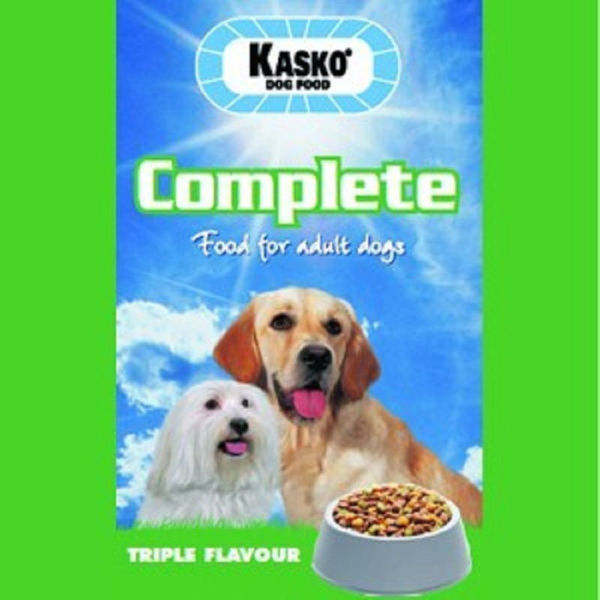 Picture of 15KG KASKO COMPLETE DOG FOOD