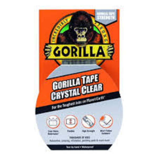 Picture of GORILLA CLEAR TAPE 8.2 X 48MM