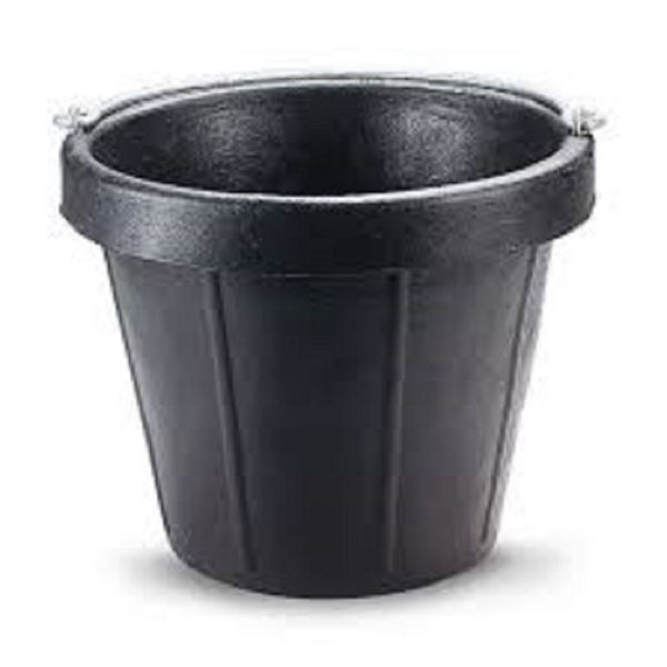 Picture of BLACK BUILDERS RUBBER BUCKET