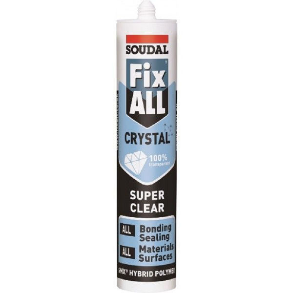 Picture of FIX ALL CRYSTAL CLEAR 290ML