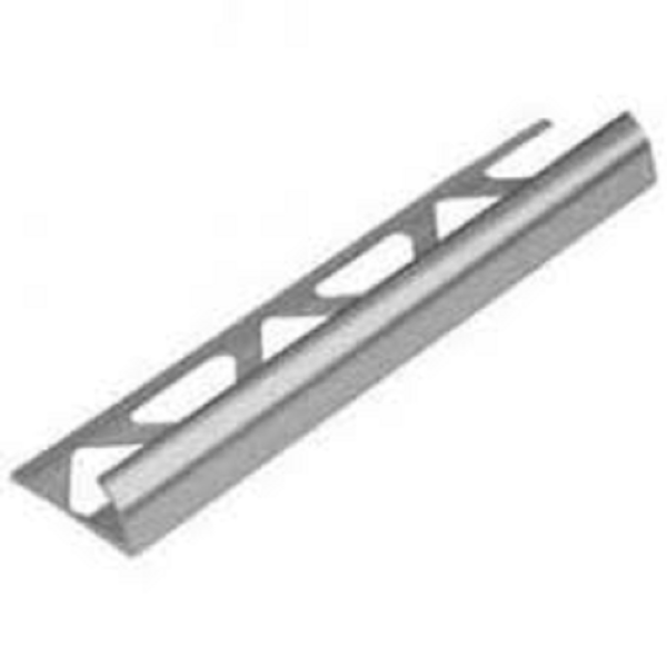 Picture of HOMELUX 9MM TRD TILE TRIM SILVER EFFECT 2.44M