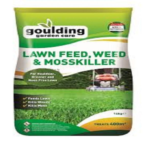 Picture of GOULDINGS  LAWN FEED WEED & MOSSKILLER PD70