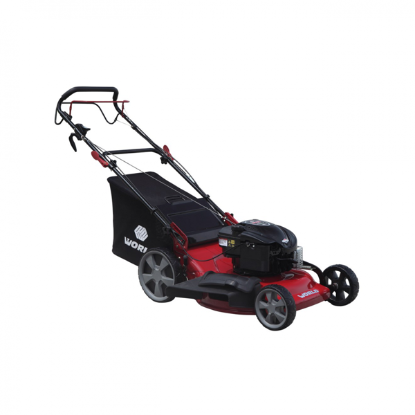 Picture of WYZ22H WORLD 22'' S/ DECK LAWNMOWER 4 IN 1