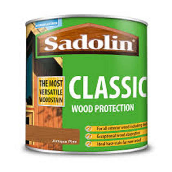 Picture of 1 LITRE SADOLIN CLASSIC ANTIQUE PINE