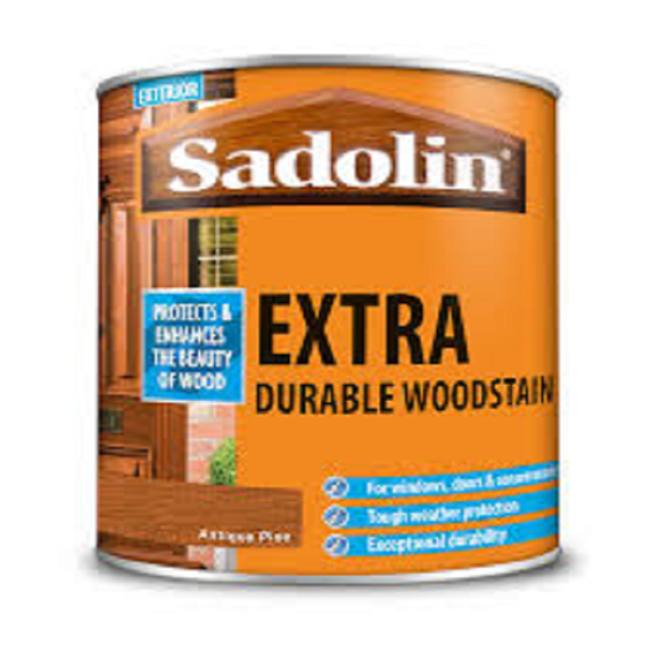 Picture of 1 LITRE SADOLIN EXTRA ANTIQUE PINE