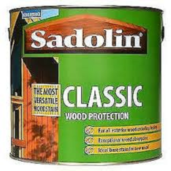 Picture of 1LTR SADOLIN CLASSIC EBONY