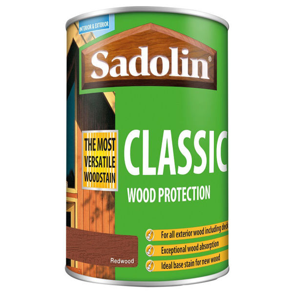 Picture of 1LTR SADOLIN CLASSIC REDWOOD