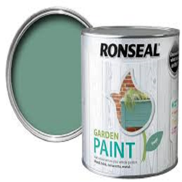 Picture of 2.5LTR  RONSEAL GARDEN PAINT  SAGE