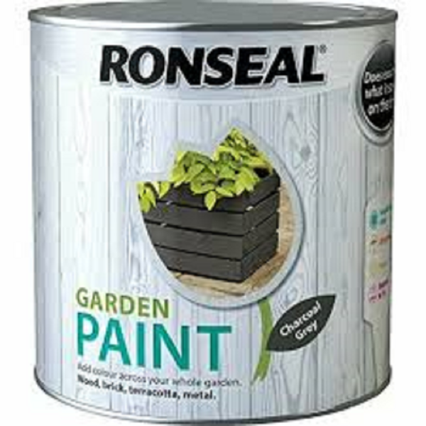 Picture of 2.5LTR  RONSEAL GARDEN PAINT  WELLINGTON BOOT