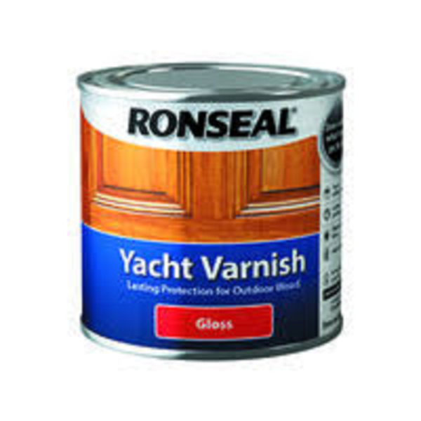 Picture of 2.5LTR RONSEAL GLOSS YACHT VARNISH