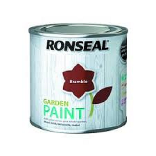 Picture of 250ML RONSEAL GARDEN PAINT BRAMBLE