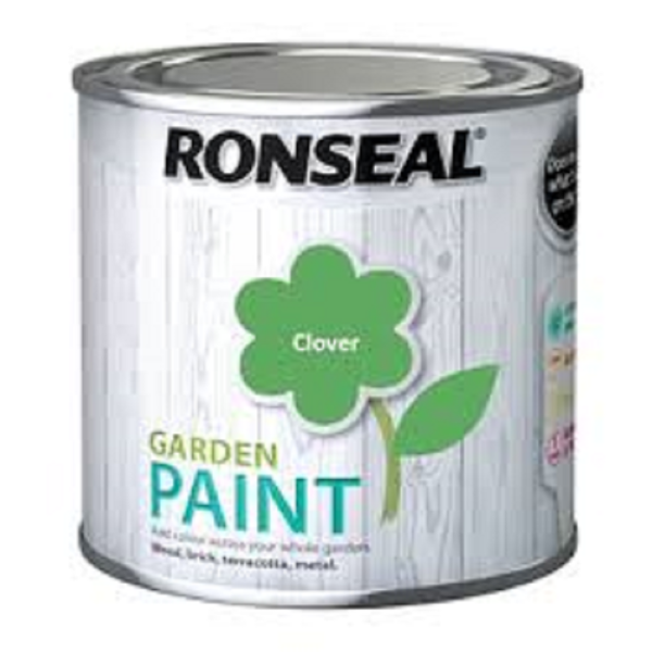 Picture of 250ML RONSEAL GARDEN PAINT CLOVER