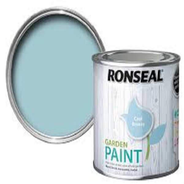 Picture of 250ML RONSEAL GARDEN PAINT COOL BREEZE