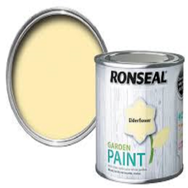 Picture of 250ML RONSEAL GARDEN PAINT ELDERFLOWER