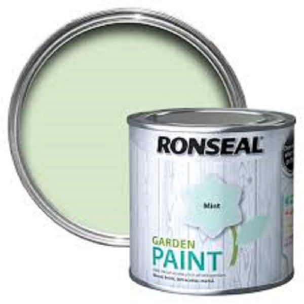 Picture of 250ML RONSEAL GARDEN PAINT MINT