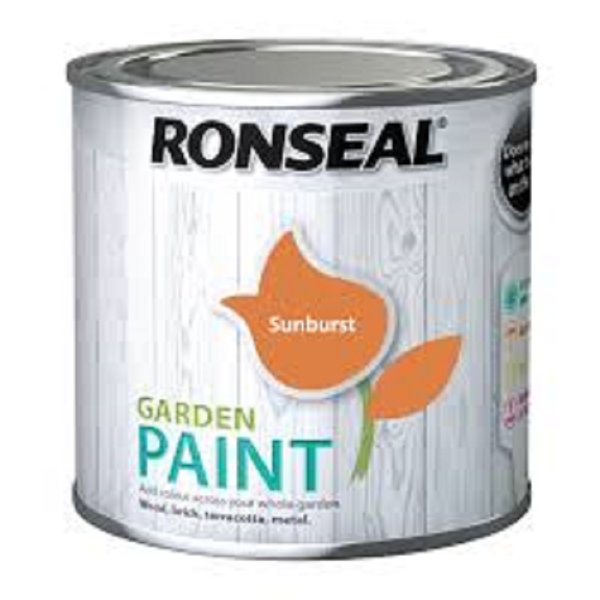 Picture of 250ML RONSEAL GARDEN PAINT SUNBURST
