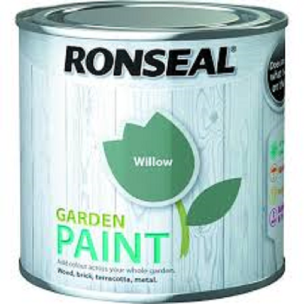 Picture of 250ML RONSEAL GARDEN PAINT WILLOW