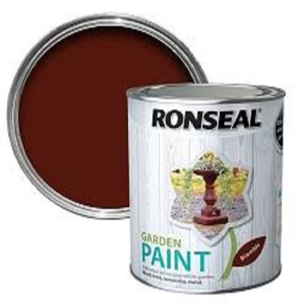 Picture of 750ML RONSEAL GARDEN PAINT  BRAMBLE