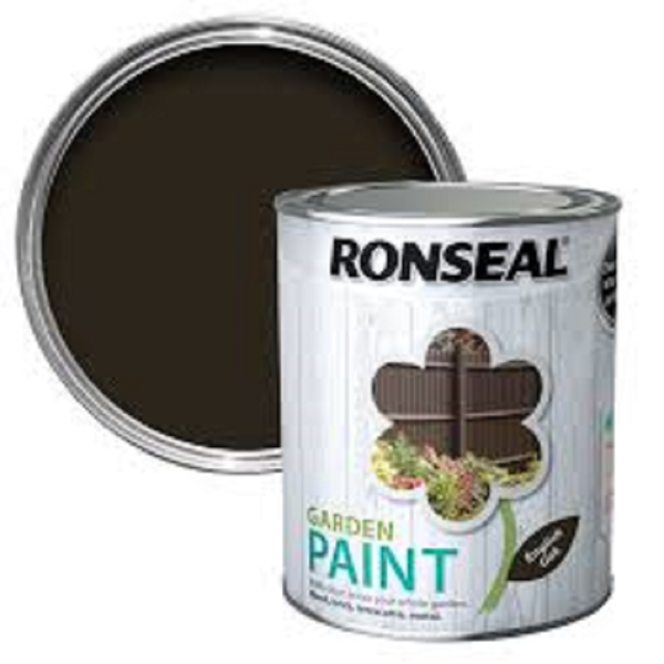 Picture of 750ML RONSEAL GARDEN PAINT  ENGLISH OAK