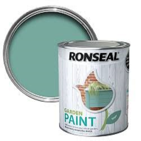 Picture of 750ML RONSEAL GARDEN PAINT  SAGE