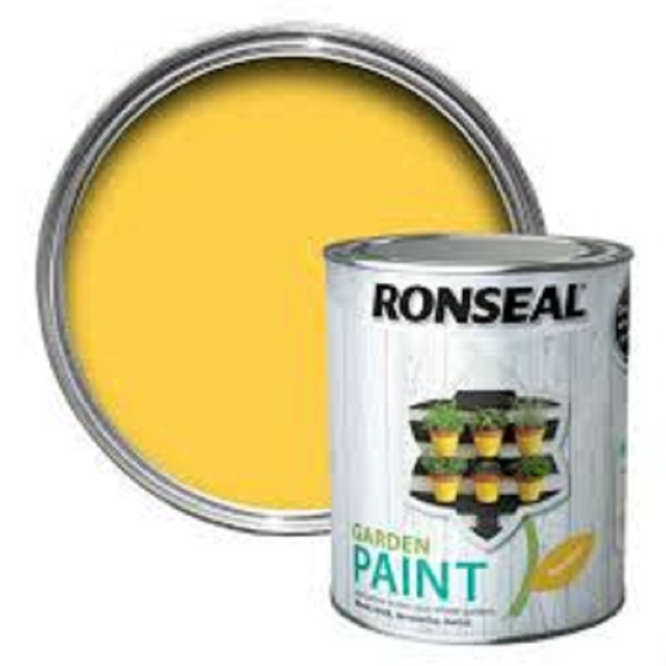 Picture of 750ML RONSEAL GARDEN PAINT  SUNDIAL