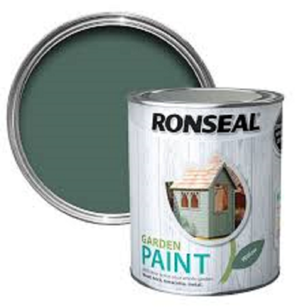 Picture of 750ML RONSEAL GARDEN PAINT  WILLOW