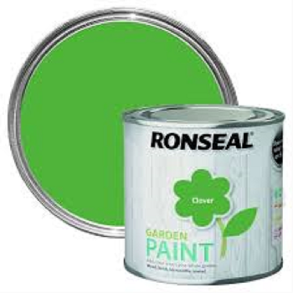 Picture of 750ML RONSEAL GARDEN PAINT CLOVER