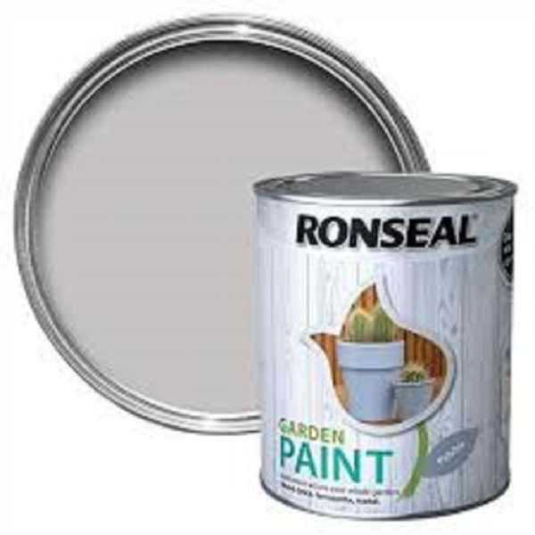 Picture of 750ML RONSEAL GARDEN PAINT PEBBLE