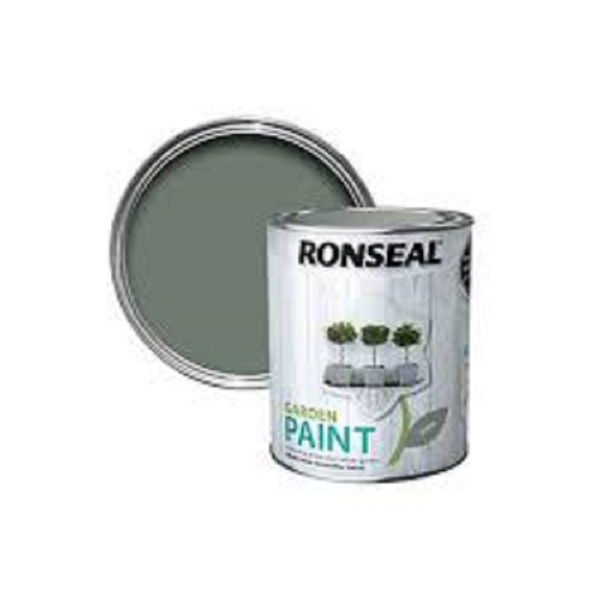 Picture of 750ML RONSEAL GARDEN PAINT SLATE