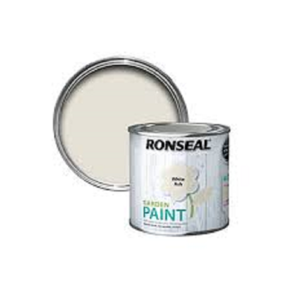 Picture of 750ML RONSEAL GARDEN PAINT WHITE ASH