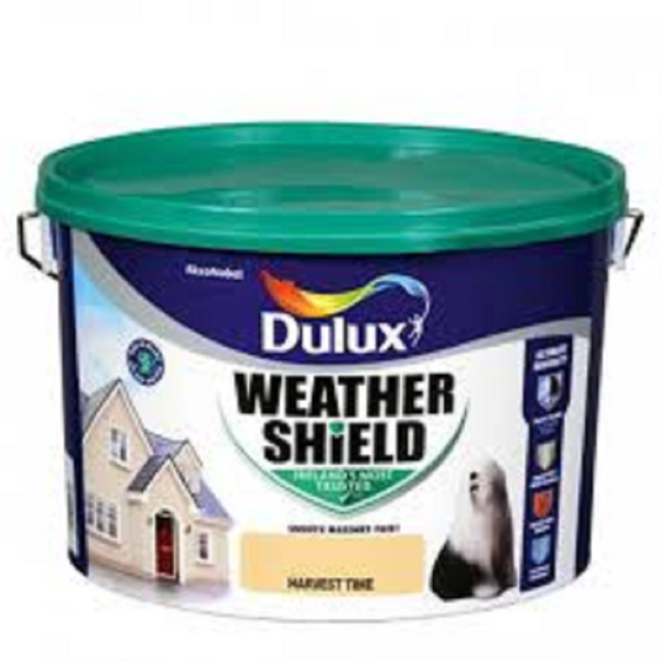 Picture of 10 LITRE DULUX WEATHERSHIELD HARVEST TIME