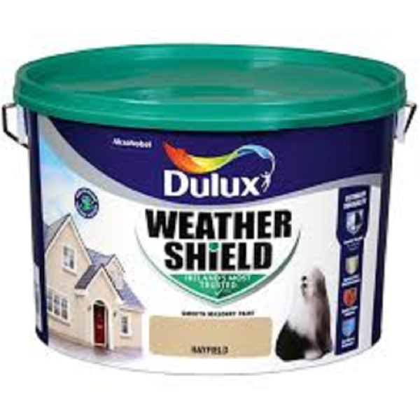 Picture of 10 LITRE DULUX WEATHERSHIELD HAYFIELD