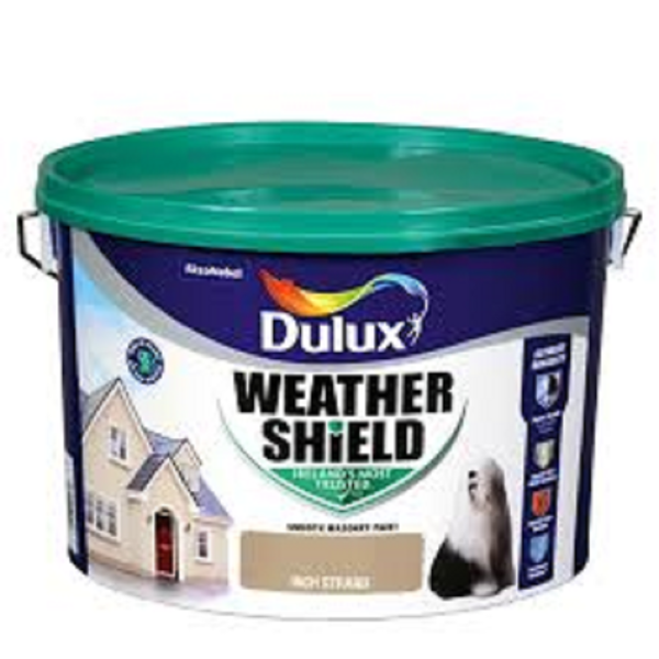 Picture of 10 LITRE DULUX WEATHERSHIELD INCH STRAND